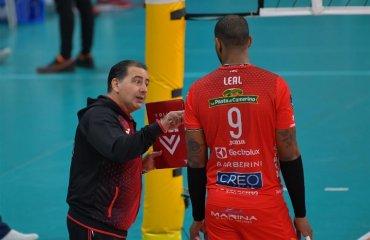 """""""Чивітанова"""" відправила у відставку головного тренера чоловічий волейбол, чивітанова, чемпіонат італії 2020-2021, серія А1, ліга чемпіонів, зміна тренера"""
