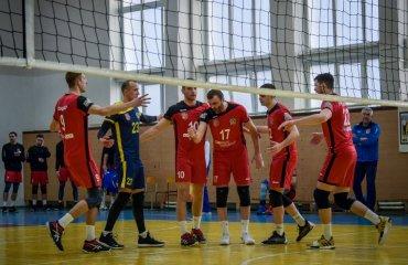 Суперліга (чоловіки). 1/4 фіналу. Третій півфіналіст уже відомий чоловічий волейбол, суперліга україни 2020-2021, півфіналіст, житичі-пну, плей-офф