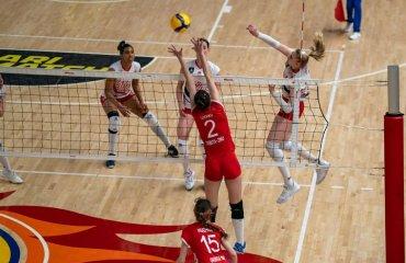 Суперліга (жінки). За явної переваги фаворитів жіночий волейбол, суперліга україни 2020-2021, чемпіонат україни, 1\2 фіналу, півфінал, плей-аут, 7-10 місця