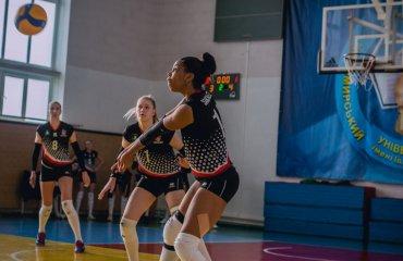 """Даямі САНЧЕС: """"Ми поступово досягаємо своїх цілей"""" жіночий волейбол, ск прометей, даямі санчез, інтерв'ю, суперліга україни 2020-2021, чемпіонат україни 2020-2021, фінал"""