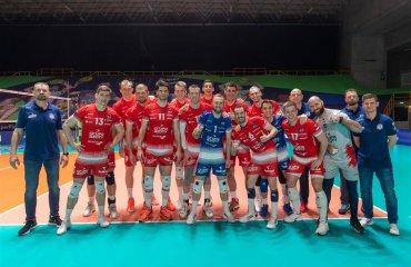 """Польська """"Закса"""" виграла Лігу чемпіонів чоловічий волейбол, ліга чемпіонів 2020-2021, фінал, закса, польща, трентіно італія"""