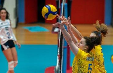 """Богдана АНІСОВА: """"Мені імпонує європейський підхід до тренувального процесу"""" жіночий волейбол, збірна україни з волейболу, жіноча збірна україни, богдана анісова, інтерв'ю, українська волейболістка"""