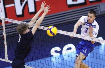 Збірна України U-17 програла у першому матчі відбору на Євро-2021 чоловічий волейбол, збірна україни u17, ю17, чемпіонат європи-2021, кваліфікаційний турнір, склад команди