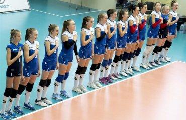 Кваліфікація ЧЄ-2021. Дівчата U-16. Результати жіночий волейбол, збірна україни ю16, u-16, чемпіонат європи-2021, кваліфікація