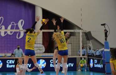 Збірна України програла Швеції в матчі кваліфікації ЧЄ-2021 жіночий волейбол, збірна україни з волейболу, жіноча збірна україни, кваліфікація, чемпіонат європи-2021