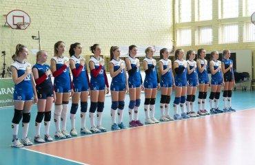 Українські волейболістки програли білорускам у матчі відбору на Євро-2021 жіночий волейбол, збірна україни ю16, u-16, чемпіонат європи-2021, кваліфікація