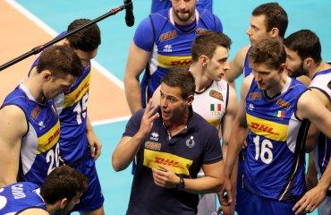 Італія проведе Лігу націй без головного тренера чоловічий волейбол, збірна італії, сезон 2021, ліга націй, головний тренер бленгіні