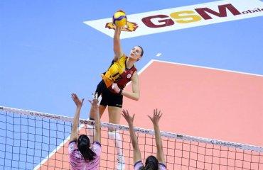 Українська діагональна Рихлюк змінила клуб жіночий волейбол, олеся рихлюк, українська волейболістка, кузейбору, галатасарай, діагональна, трансфер, чемпіонат туреччини