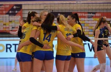 Збірна України вдруге поступилася Швеції в матчі відбору Євроволей-2021 жіночий волейбол, збірна україни з волейболу, жіноча збірна україни, кваліфікація, чемпіонат європи-2021