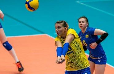 """Надія КОДОЛА: """"Ми прикладемо максимум зусиль, щоб вийти з групи"""" жіночий волейбол, чемпіонат європи-2021, жіноча збірна україни, інтерв'ю, суперники, надія кодола, коментарі"""