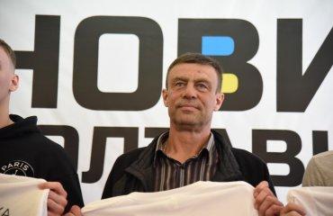 """ВК """"Решетилівка"""" представив нового головного тренера чоловічий волейбол, суперліга україни, сезон 2021-2022, головний тренер, сергій соснін, вк решетилівка"""