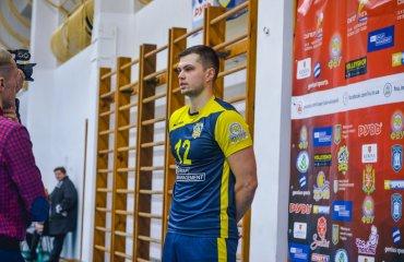 """Зв'язуючий Євстратов став гравцем """"Епіцентр-Подоляни"""" чоловічий волейбол, суперліга україни сезон 2021-2022, чемпіонат україни 2021-2022, епіцентр-подоялни, городок, олександр герега, сергій євстратов, трансфер"""