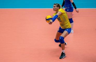 """Надія КОДОЛА: """"Якщо молодь розвиватиметься, то волейбол в нашій країні вийде на новий рівень"""" жіночий волейбол, надія кодола, капітан збірної україни, чемпіонат європи-2022, жіноча збірна україни з волейболу"""
