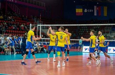 """Чоловіча збірна України – у """"Фіналі чотирьох"""" Золотої Євроліги-2021 чоловічий волейбол, збірна україни 2021, золота євроліга-2021, запоріжжя, фінал чотирьох, румунія"""