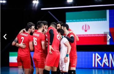 Ліга націй. Іран переміг США, Росія поступилася Франції та інші матчі чоловічий волейбол, ліга націй-2021, коловий турнір, 7 тур, результати матчів, груповий етап