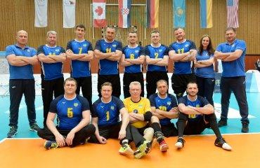 Збірна України з волейболу сидячи стала бронзовим призером міжнародного турніру Національна паралімпійська збірна команда України з волейболу сидячи, бронзові нагороди, міжнародний турнір, німеччина