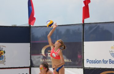 Українки Хміль \ Лазаренко вийшли у фінал Світового туру пляжний волейбол, хміль\лазаренко, українські пляжниці, світовий тур, фінал