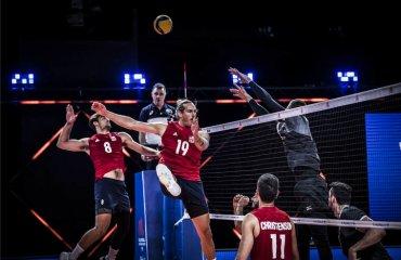 Ліга націй. Франція перемогла США, а Бразилія здолала Іран та інші матчі чоловічий волейбол, ліга націй-2021, груповий етап, 11-ий тур, результати матчів