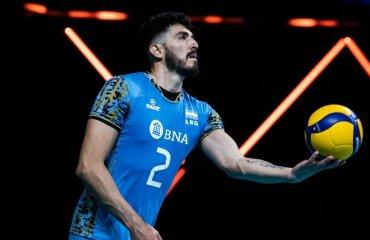 Ліга націй. Італія обіграла Францію, Сербія програла Аргентині та інші матчі чоловічий волейбол, ліга націй-2021, груповий етап, 12-ий тур, результати матчів