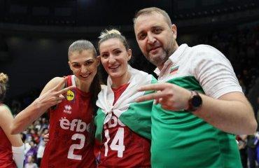 """Головний тренер та зв'язуюча """"Прометея"""" виграли Золоту Євролігу жіночий волейбол, золоті євроліга-2021, болгарія, чехія, хорватія, іспанія, фінал, іван петков, лора кітіпова, ск прометей, український клуб"""