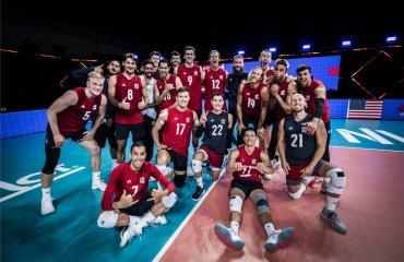 Американці оголосили склад на Олімпіаду чоловічий волейбол, олімпіада-2020 токіо, чоловіча збірна США, склад команди