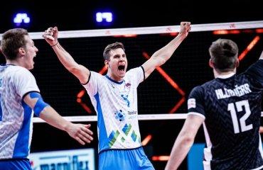 Визначилися всі півфіналісти чоловічої Ліги націй чоловічий волейбол, ліга націй-2021, груповий етап, 15-ий тур, результати матчів, фінал чотирьох, півфіналісти, бразилія, польща, франція, словенія