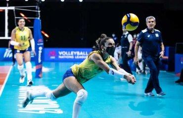 У фіналі жіночої Ліги націй зіграють Бразилія та США жіночий волейбол, ліга націй-2021, збірна сша, фінал чотирьох, бразиля, японія, туреччина