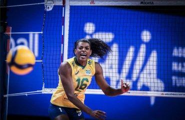 Огненная Бразилия сокрушает Японию, второй раз подряд выходя в финал VNL реклама, букмекерская контора, ставки на спорт
