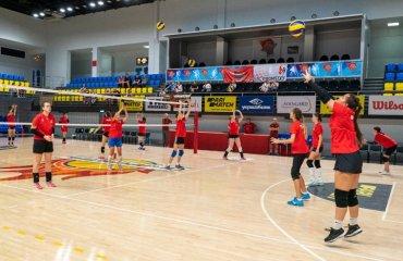 """Академія """"Прометей"""" оголосила про відбір дівчат 2008-2009 р.н. жіночий волейбол, академія прометей, володимир дубинський, відбір, 2008-2009 р.н."""