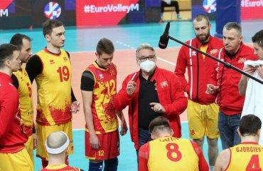 Головний тренер збірної Північної Македонії дізнався про своє звільнення в фейсбуці чоловічий волейбол, чемпіонат європи, звільнення тренера, нікола матьяшевіч, головний тренер, федерація, скандал, фейсбук