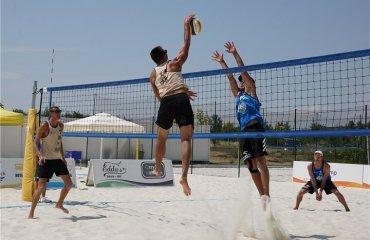Українці стали п'ятими на турнірі в Болгарії пляжний волейбол, світовий тур 1*, болгарія, владислав ємельянчик, денис денисенко, результати матчів, українські пляжники, п'яте місце
