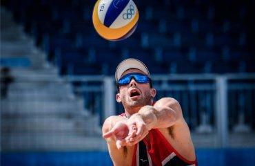 Стали відомі півфіналісти олімпійського турніру з пляжного волейболу пляжний волейбол, олімпіада-2020, токіо, японія, півфіналісти, плей-офф, розклад матчів