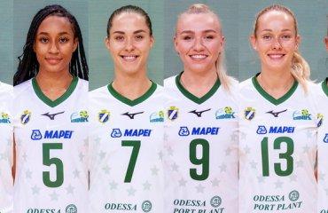 """ВК """"Хімік"""" покинули шість волейболісток жіночий волейбол, суперліга України 2021-2022, чемпіонат україни, сезон 2021-2022, вк хімік южний"""