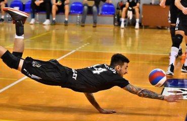 Зв'язуючий Долгополов продовжить виступати у чемпіонаті Чехії чоловічий волейбол, чемпіонат чехії, трансфер, український волейболіст, дмитро долгополов, сезон 2021-2022