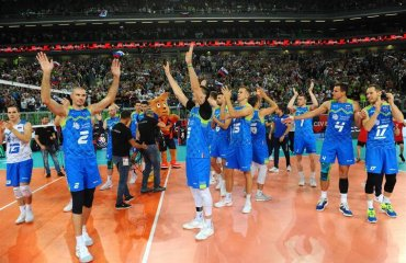 Збірна Словенії не зіграє на Кубку Хортиці чоловічий волейбол, кубок хортиці-2021, сербія, україна, словенія, болгарія, запоріжжя, розклад, результати, трансляції