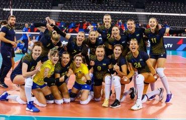 Збірна України здобула другу перемогу на Євро-2021 жіночий волейбол, чемпіонат європи-2021, жіноча збірна україни, володимир орлов, груповий етап, перемога над швецією