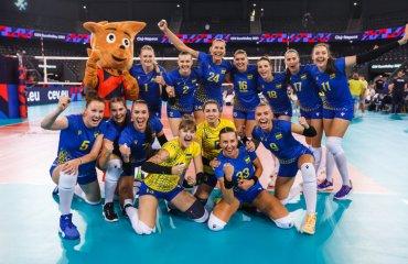 Збірна України достроково вийшла у плей-офф чемпіонату Європи! жіночий волейбол, чемпіонат європи-2021, жіноча збірна України, євро-2021, вихід до плей-офф