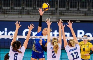 """Юлія БОЙКО: """"У нашої збірної сильний склад, який готовий перемагати"""" жіночий волейбол, чемпіонат європи-2021, жіноча збірна україни, плей-оф, юлія бойко, інтерв'ю, українська волейболістка"""
