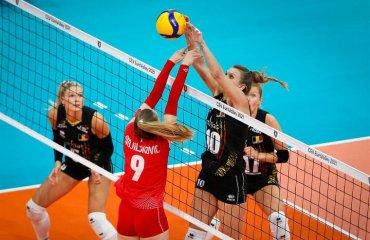 Стали відомі всі пари 1/8 фіналу жіночого ЧЄ-2021 жіночий волейбол, чемпіонат європи-2021, жіноча збірна україни, 1\8 фіналу, плей-оф, плей-офф, всі учасники