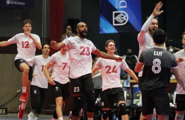 Пуерто-Ріко та Канада завоювали путівки на ЧС-2022 чоловічий волейбол, чемпіонат світу 2022, пуерто-ріко, канада, чемпіонат америки