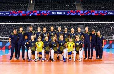 Чемпіонат Європи-2021. Жінки. Результати жіночий волейбол, чемпіонат європи-2021, жіноча збірна україни, євроволей, розклад, результати, трансляції, онлайн-трансляція, відео-трансляція