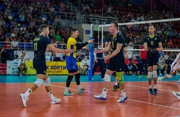 """Горден БРОВА: """"Мы уважаем всех соперников, но никого не боимся"""" мужской волейбол, чемпионат европы 2021, групповой этап, горден брова интервью, либеро сборной украины"""