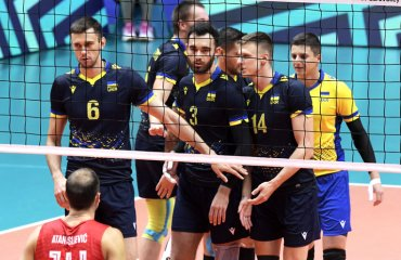 Збірна України поступилася чинними чемпіонам Європи чоловічий волейбол, чемпіонат європи-2021, збірна україни, груповий етап, сербія, матчі, результати