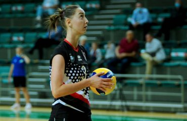 Блокуюча Дрозд продовжить кар'єру за кордоном жіночий волейбол, трансфер, дар'я дрозд, центральна блокуюча, кіпр, українська волейболістка, наші українці
