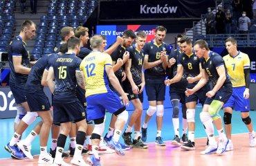 Збірна України вийшла в 1\8 фіналу чемпіонату Європи! чоловічий волейбол, чемпіонат європи-2021, збірна україни, груповий етап, бельгія, 1\8 фіналу, результати матчі, плей-оф