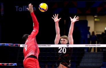 Визначилися всі учасники 1\8 фіналу чемпіонату Європи-2021 чоловічий волейбол, чемпіонат європи-2021, 1\8 фіналу, плей-оф, збірна україни