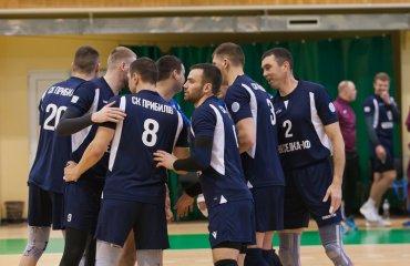 """ВК """"Прибилів"""" припиняє участь у Суперлізі України чоловічий волейбол, суперліга україни 2021-2022, вк прибилів, зніявся з чемпіонату, чемпіонат україни, 8 команд"""