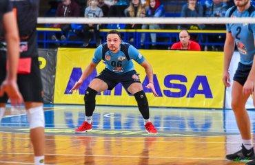 Догравальник Клочко перейшов у румунський клуб чоловічий волейбол, чемпіонат румунії, сезон 2021-2022, кирило клочко, український волейболіст, стіінта, наші українці, нападник, трансфер