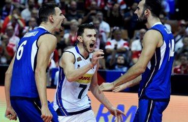 Збірна Італії – чемпіон Європи-2021 чоловічий волейбол, чемпіонат європи-2021, фінал, збірна італії чемпіон європи-2021, збірна словенії