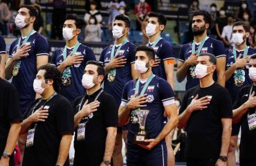 Збірна Ірану виграла чемпіонат Азії чоловічий волейбол, чемпіонат азії-2021, збірна японії, збірна ірану, збірна китаю